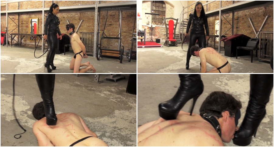 Femdom extreme boot licking pics