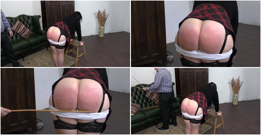 Caning fetish male