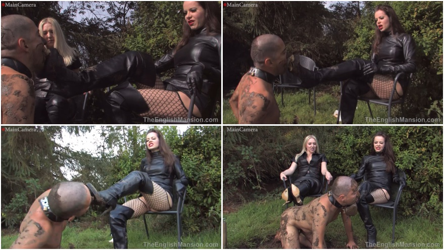 Boot licking and female domination fetish 006