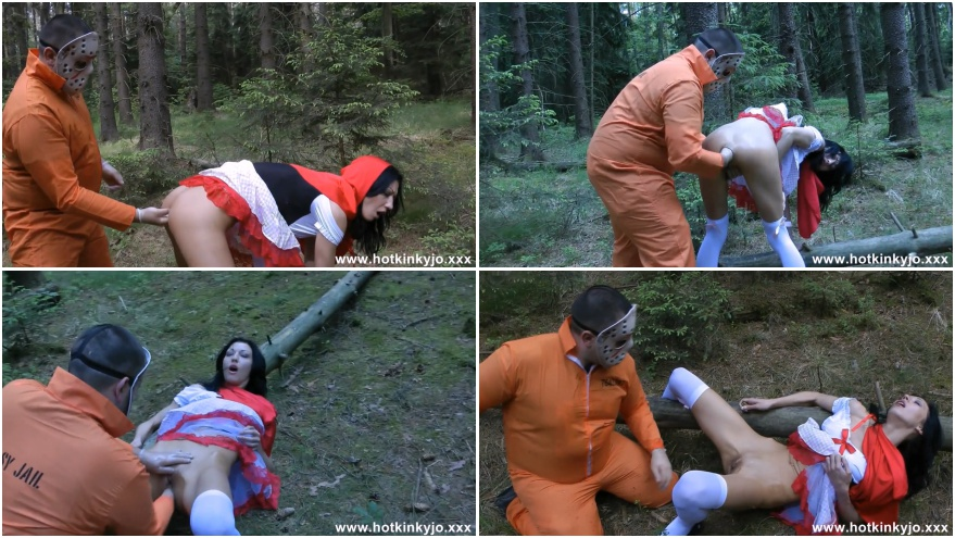 Outdoor fetish porn - anal fisting