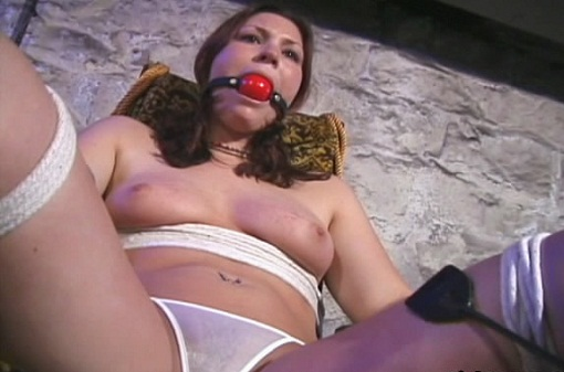 Fetish porn rope domination