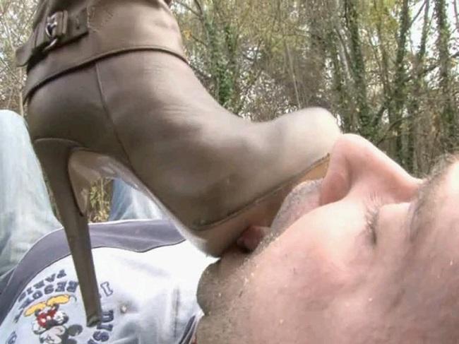 если госпожа грязная обувь порно видео зажигают огромными секс