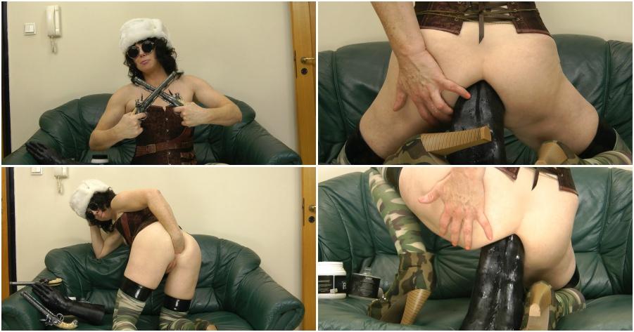 Anal Fisting porn video, fantastic anus