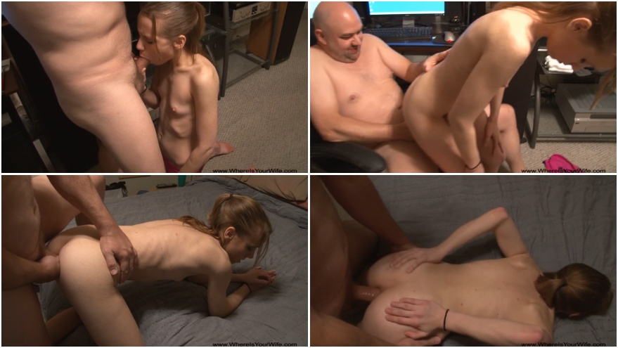 Young Olga Old Man Porn Video