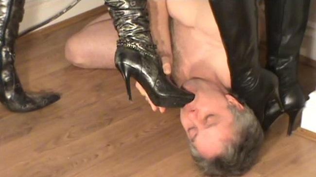 Boot fetish videos